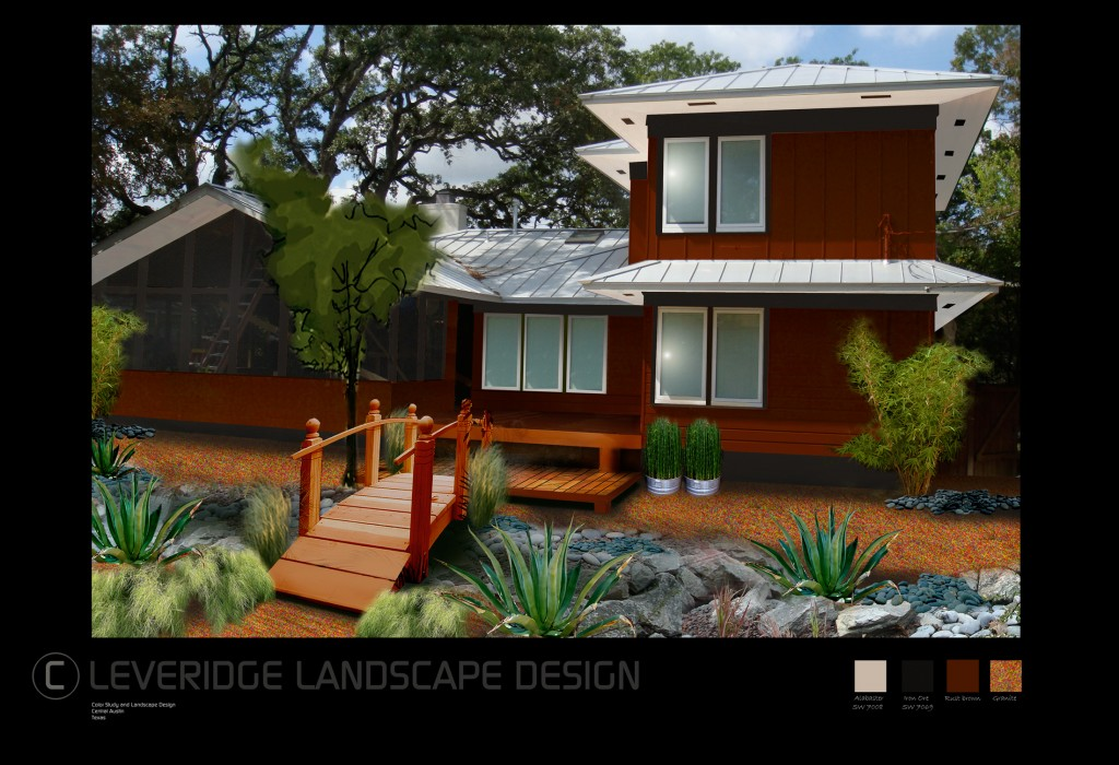 Deck Design, Home Color Spec, Landscape